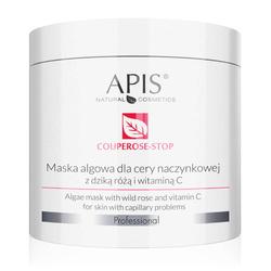 APIS Couporose Stop maska algowa dla cery naczynkowej 200g