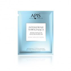 APIS maska w płacie intensywnie nawilżająca hialuronowa 20g
