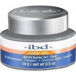 IBD LED/UV Builder Gel Clear 14g