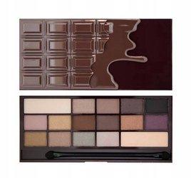 Makeup Revolution Shadows Death by Chocolate Paleta 16