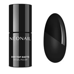 NEONAIL 6110-7 Lakier hybrydowy 7,2 ml DRY TOP MATTE
