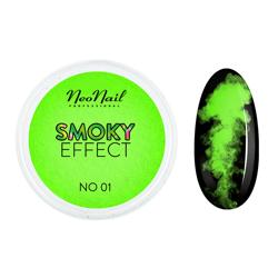 NEONAIL Pyłek Smoky Effect No 01