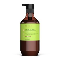 THEORIE Sage Tea Tree & Ginger Invigorating Shampoo szampon pobudzający 400ml