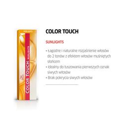 WELLA Color Touch Sunlights farba do włosów /0 60ml