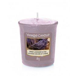 YC Dried Lavender & Oak votive