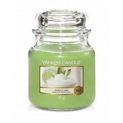 YC Vanilla Lime słoik średni